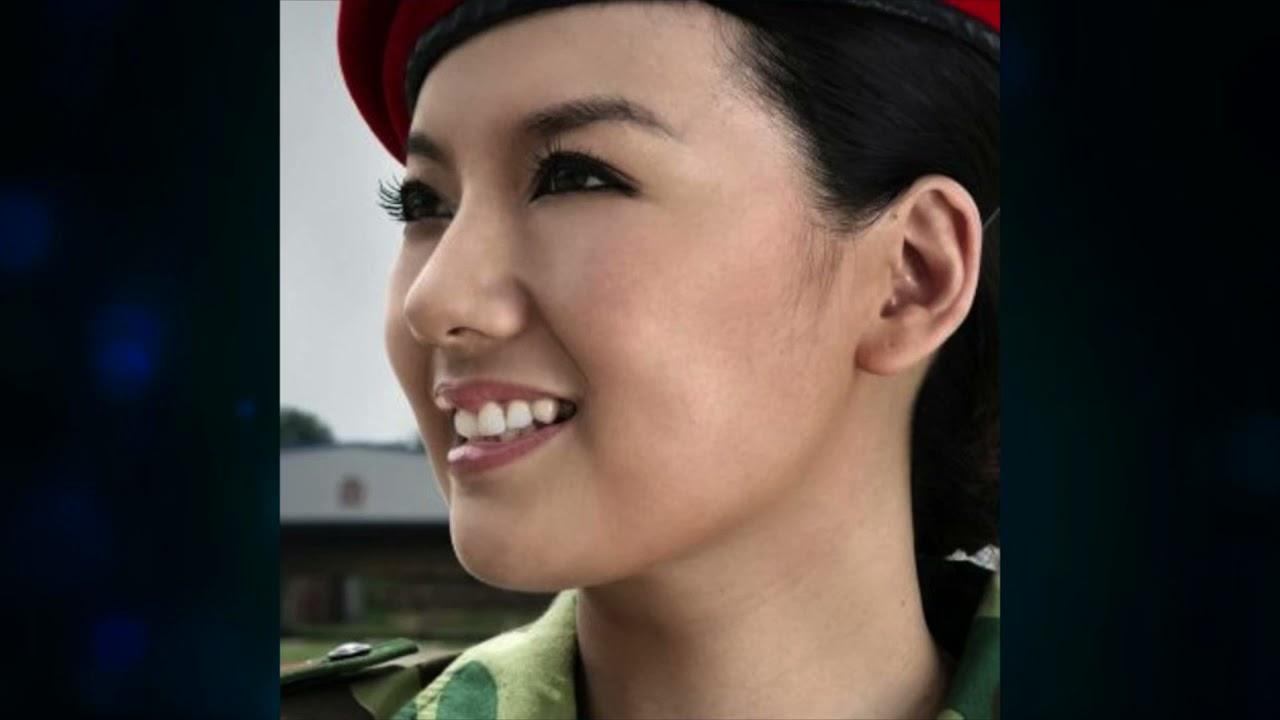 Самые сексуальные девушки в форме  Девушки в армии