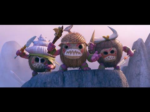 Oceania - I Kakamora - Clip dal film | HD