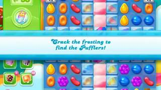 Candy Crush Jelly Saga Level 1520 (3 stars, No boosters)