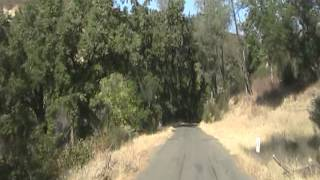 Knoxville Road, Napa County, California