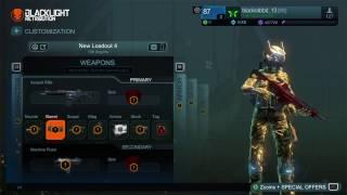 Free Golden armor in blacklight retribution (BLR)