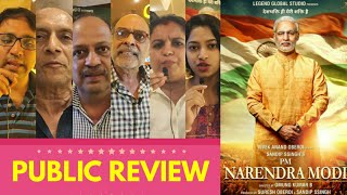 PM Narendra Modi Movie PUBLIC REVIEW | First Day First Show | Vivek Oberoi | Narendra Modi Biopic