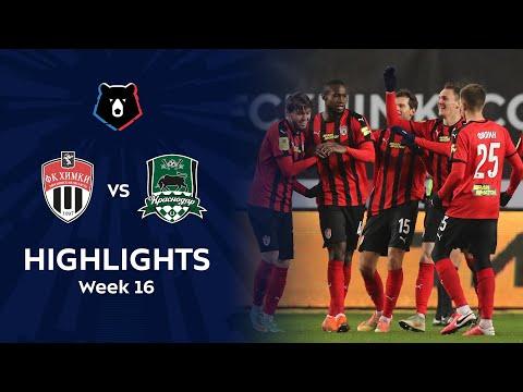 Khimki Krasnodar FK Goals And Highlights