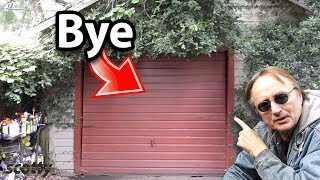 The Police Forced Me to Clean My Garage (Hoarder Eviction)