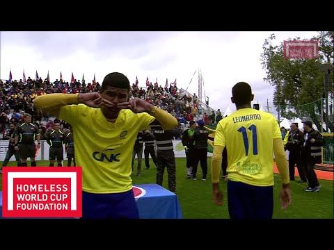 Oslo 2017 - Men's/Mixed Homeless World Cup Final - Brazil v Mexico