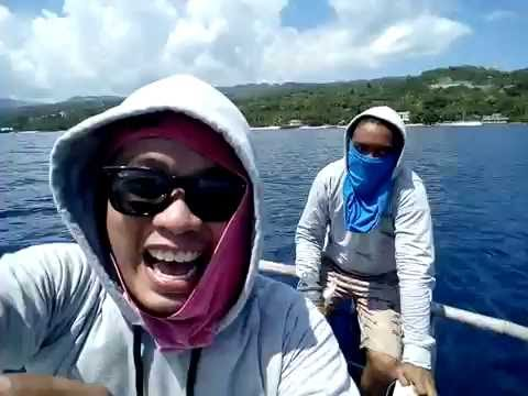 Samboan Cebu Offshore Jigging (first jigging session)