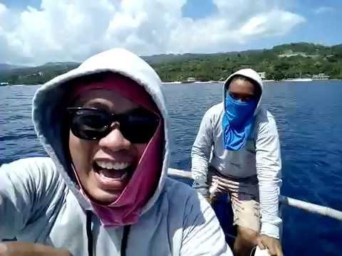Samboan Cebu Offshore Jigging (first jigging session)