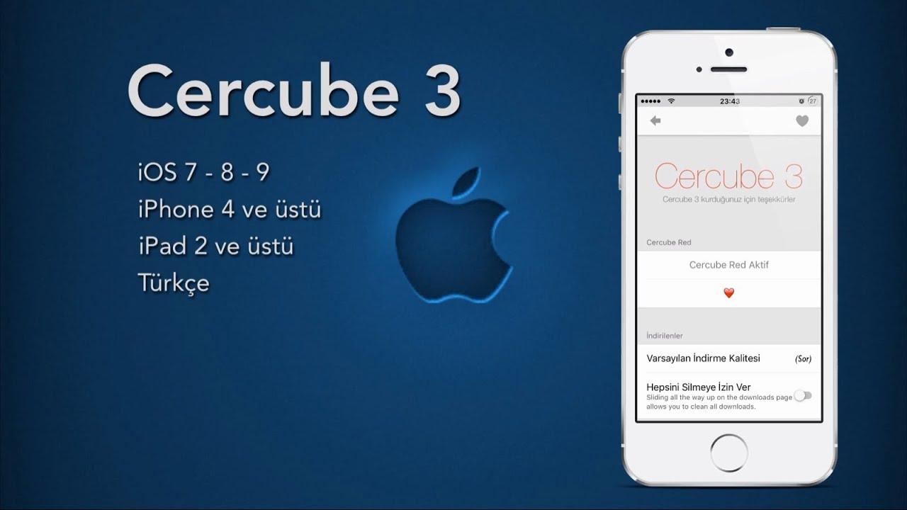 Cercube 3 Türkçe | İnceleme - Apple Yardım TV