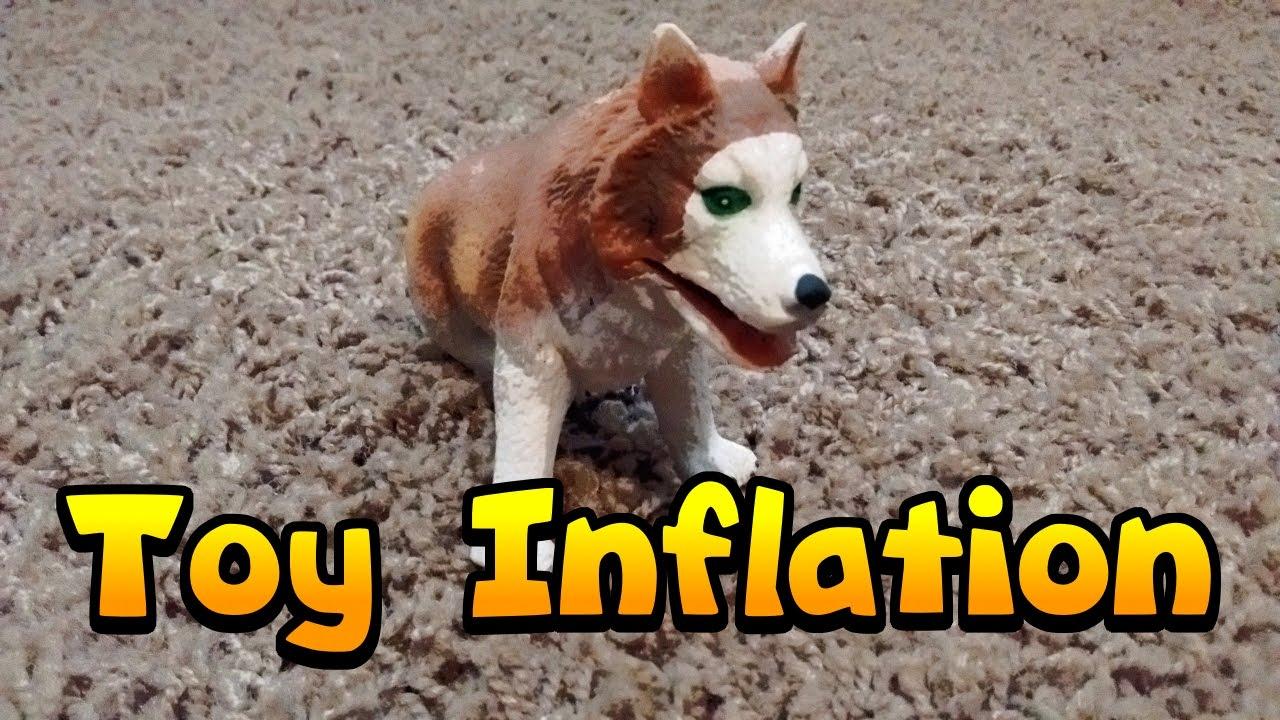 Dog Inflation Youtube