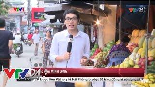 Tin Tức Thời Sự Ngày 26/09/2016: Giải Mã Chất Làm Trái Cây Mau Chín Tươi Lâu | VTV24