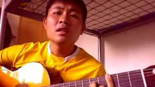 Mong uoc ki niem xua - acoustic - co chords ben canh - Son Anh