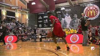 URULE of the NITE: #1 Recruit Andrew Wiggins Crazy Dunk
