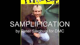 SAMPLIFICATION (DMC version 1986) by Peter Slaghuis