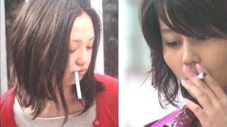 芸能人がタバコを吸っているときの意外な表情やしぐさの画像を集めてみ...