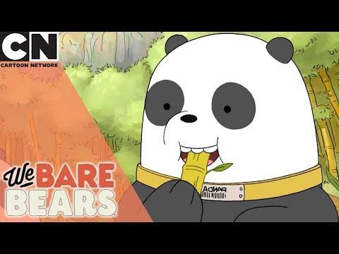 We Bare Bears | Baby Bears' Cutest Moments | Cartoon Network