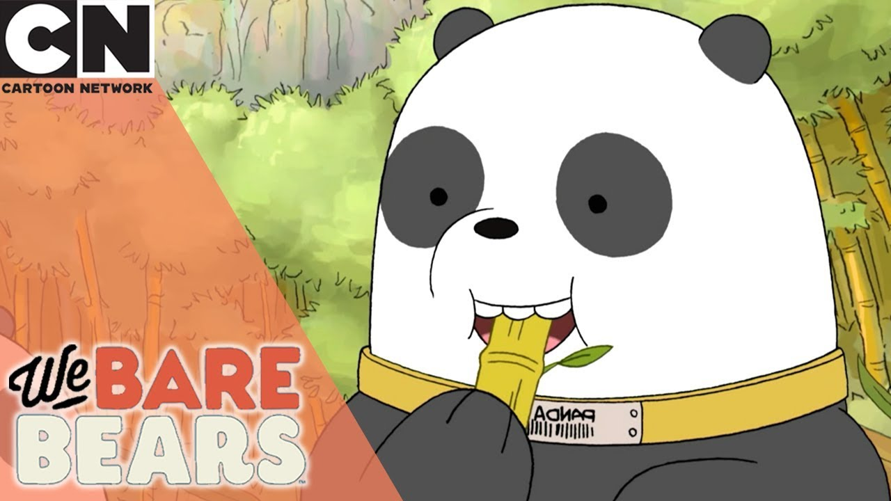 We Bare Bears Baby Cutest
