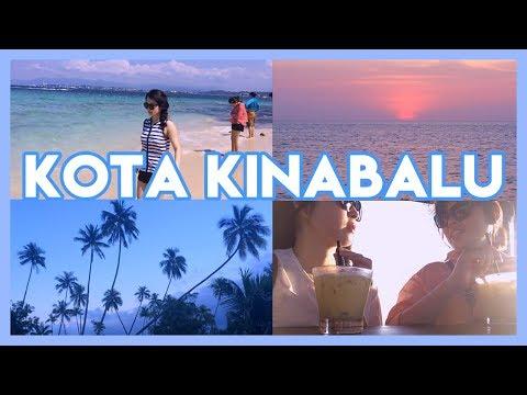 Kota Kinabalu Travel Diary🌴 l twinklinglena