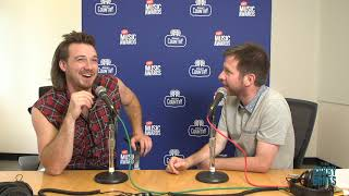 Morgan Wallen Corrects Lunchbox For Saying Something Unfactual Video