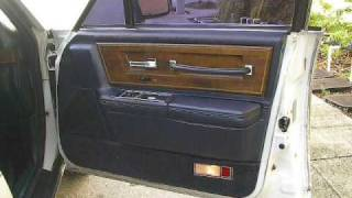 Gerry's 1987 Lincoln Continental