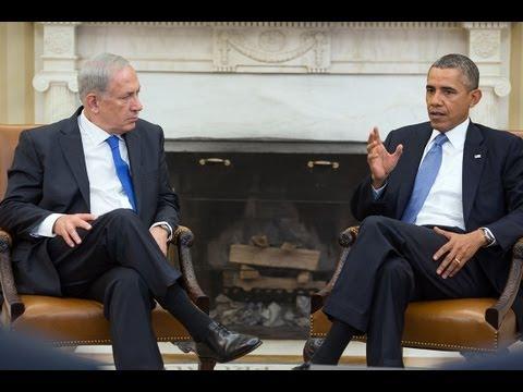 President Obama's Bilateral Meeting With Israeli Prime Minister Netanyahu