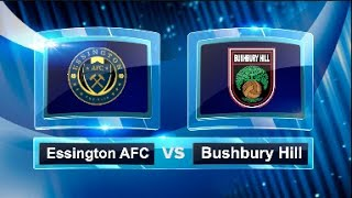HIGHLIGHTS: Essington AFC Vs Bushbury Hill (01.11.20)