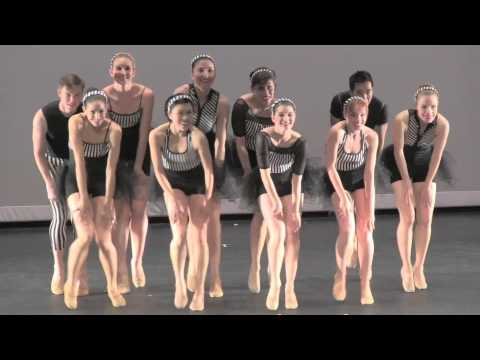 Gin Dance Company - That's Mozart - Excerpts