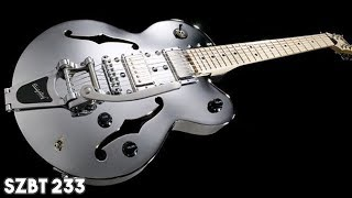 Romantic Bluesy Groove Backing Track in E Minor | #SZBT 233