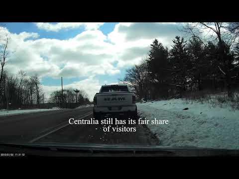 Centralia, PA February 2018