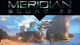 Meridian  Squad 22 Gameplay Trailer New Strategy Game 2016