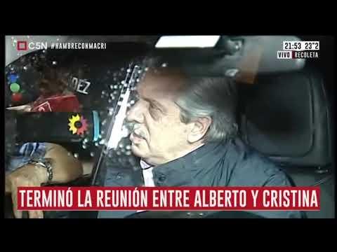 Alberto Fernández dijo que el gabinete está básicamente definido