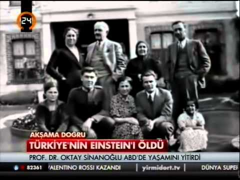 Prof Oktay Sinanoglu Vefat Etti