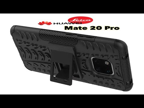 Mate 20 pro review armor stand like case UAG monarch 😬👍