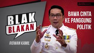 Download Video Blak blakan Ridwan Kamil: Bawa Cinta ke Panggung Politik MP3 3GP MP4