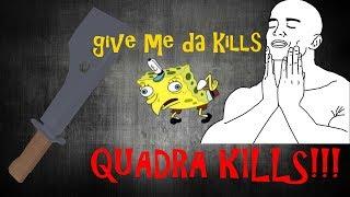 Machete = Quad kills!!! II Roblox Phantom Forces