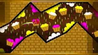 EL NIVEL MÁS DELICIOSO DE GEOMETRY DASH! [1.9] Candyland 2 by Jeyzor - Bycraftxx