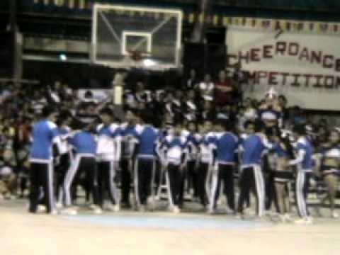 Lugait Cheer Dance 2009 (Rizal:3rd Placer)