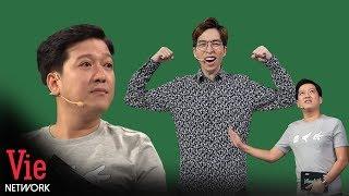 Trường Giang Hoảng Hồn Trước Thanh Niên Viruss Bá Đạo Trong Từng Câu Trả Lời l VieTalents Official