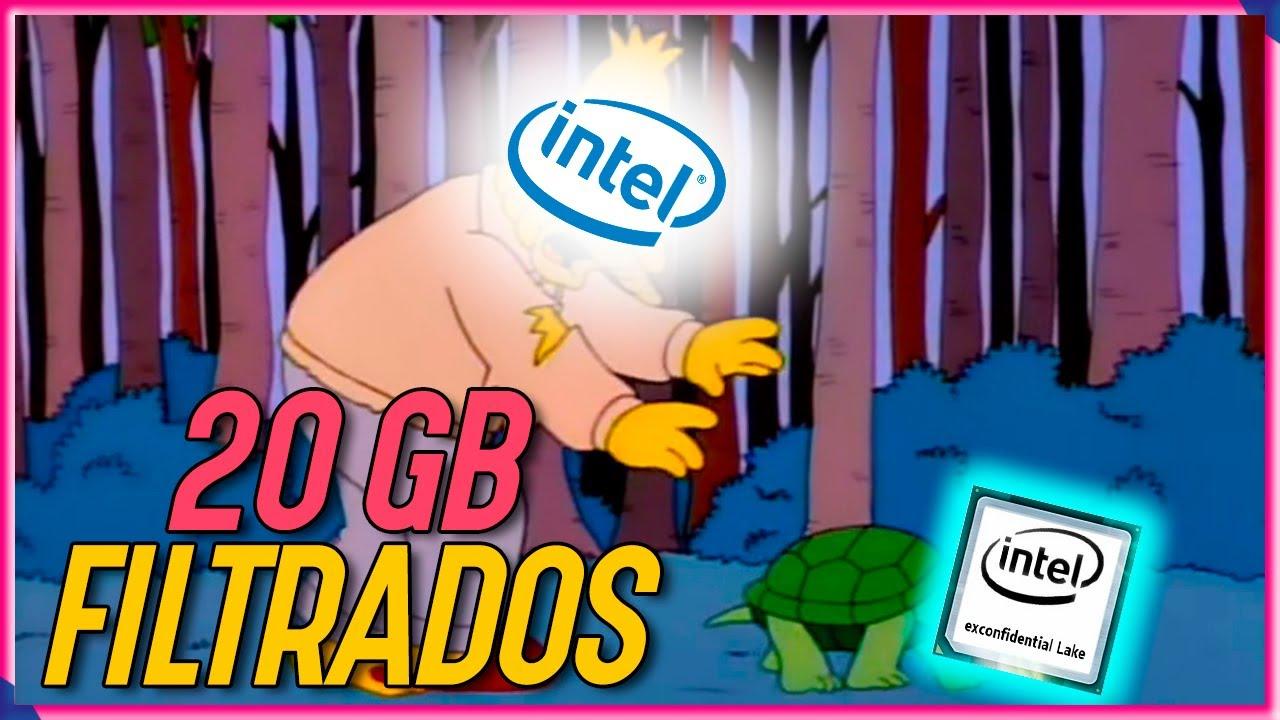 A Intel se le ESCAPÓ la TORTUGA | Morcilla de Noticias