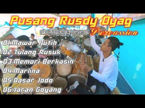 RUSDY OYAG FULL ALBUM VOL 4 (LIVE SHOW ARJASARI)