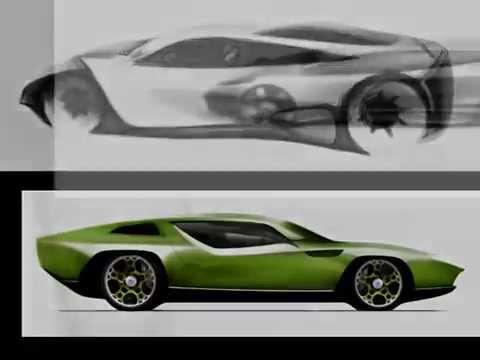Lamborghini Espada Moghado Exotic 4 Door Sedan Youtube
