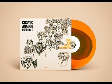 """Cosmic Analog Ensemble """"Creux De La Vague"""" Mp3"""