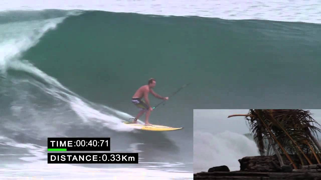 9d3bda9a3 The Search for the Longest Wave - Robby Naish. Freak Surfers Community