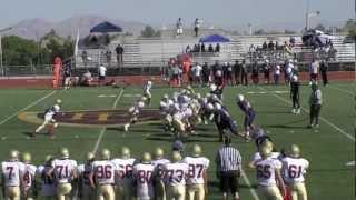 BEST 8th GRADE RUNNING BACK!!! Alex Perry 8th Grade Highlights 2012