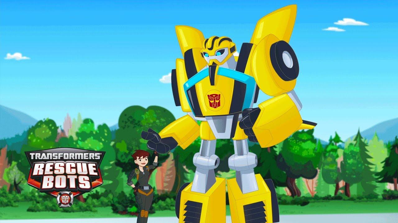 Transformers Rescue Bots Season 2 Dani Bumblebee Official