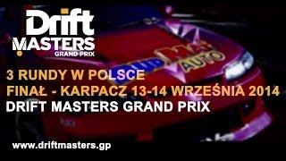 Drift Masters Grand Prix - zapowiedź - finał 13-14 września Karpacz