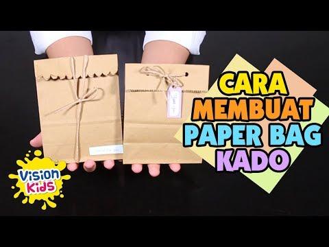 WATCH IN HD QUALITY ✨ Cara Membuat Paper Bag / Bungkus Kado Ala di Mall | Ayu Rahayu ____ INSTAGRAM.