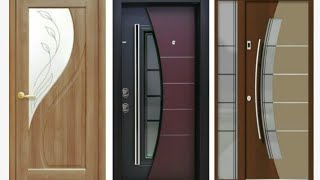 Modern front doors for office