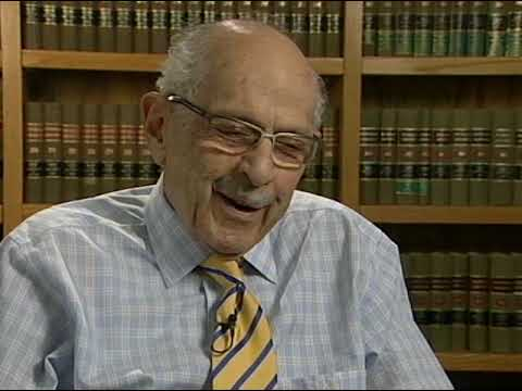 Burton Shifman Oral History Interview