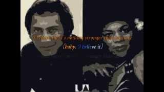 I Believe - Paul Anka & Odia Coates + lyrics