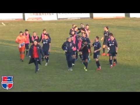 Inveruno-Virtus Ciserano Bergamo 0-3, 21° giornata girone B Serie D 2019/2020